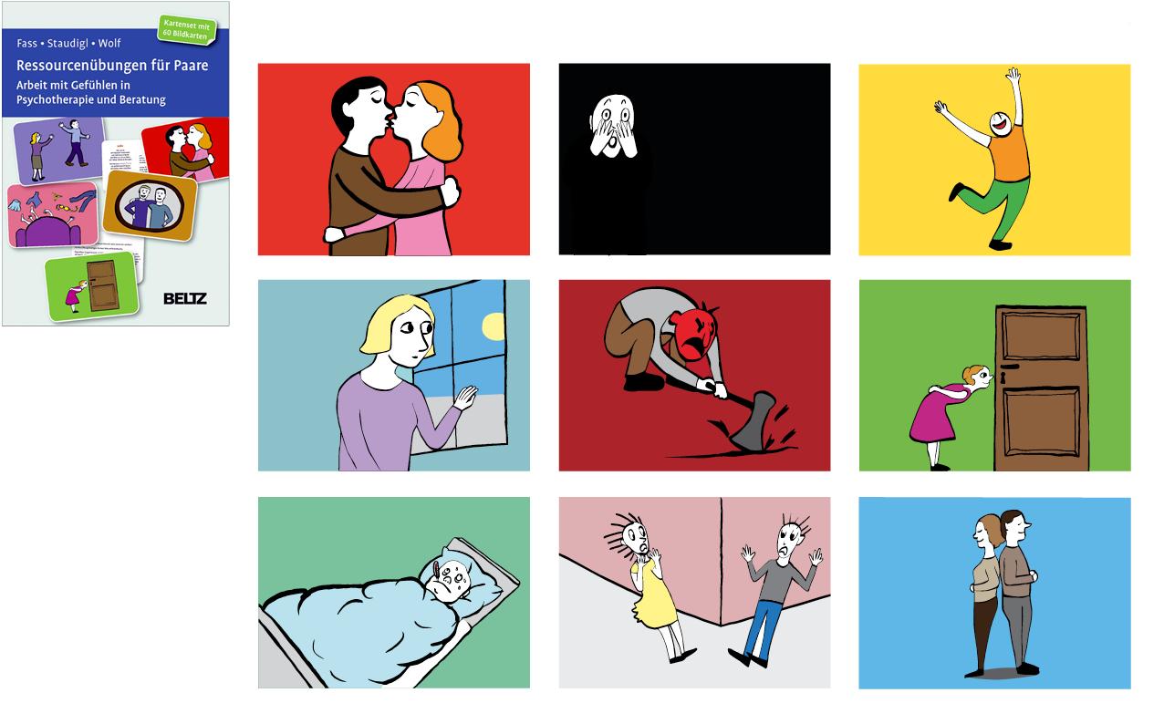 Ressourcenkarten für Paare beim BELTZ-Verlag erschienen